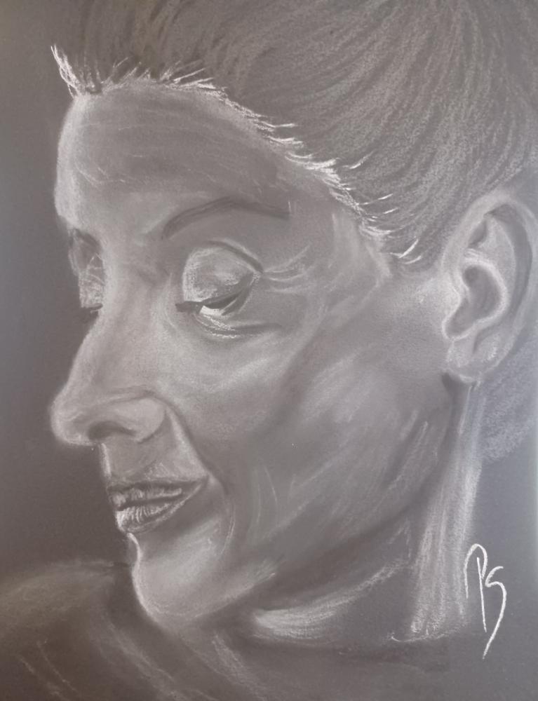 Audrey Hepburn by PenStilos